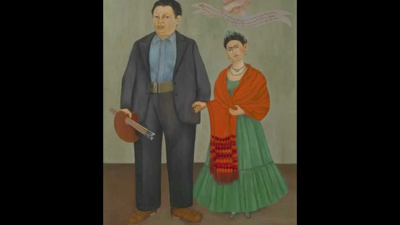 Frieda and Diego Rivera​ (Kahlo)