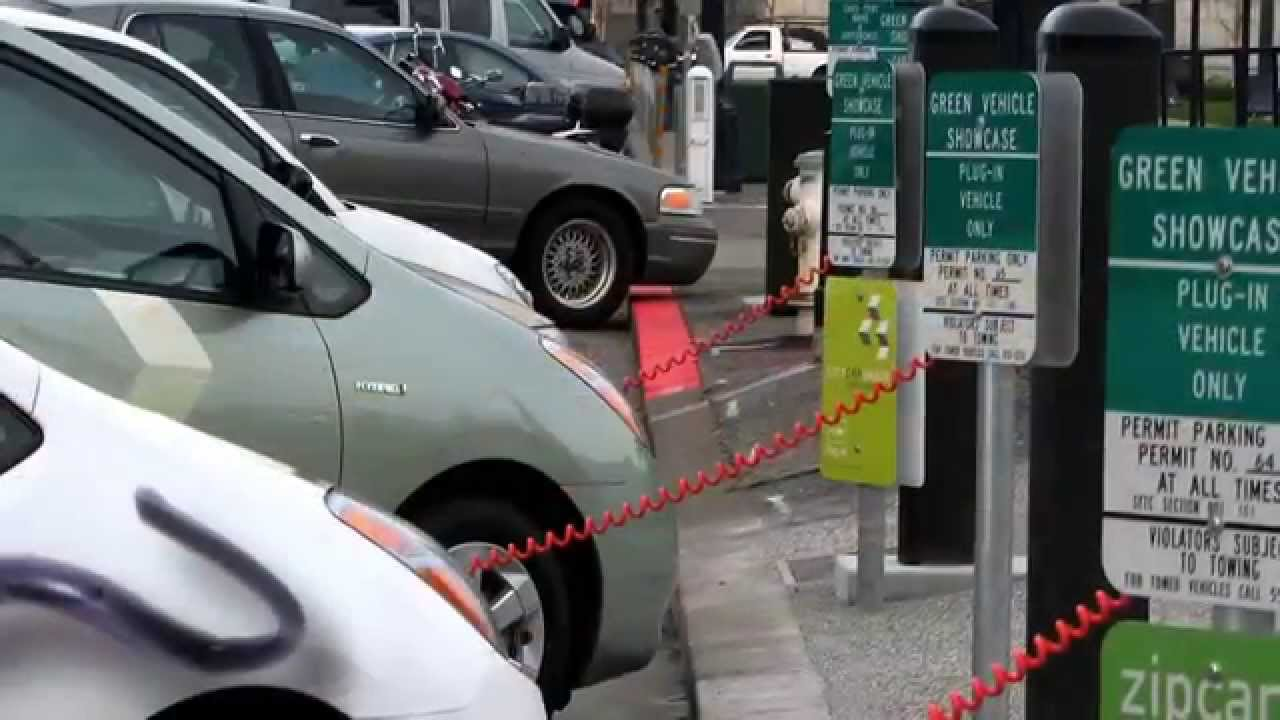 Electric Car - Charging