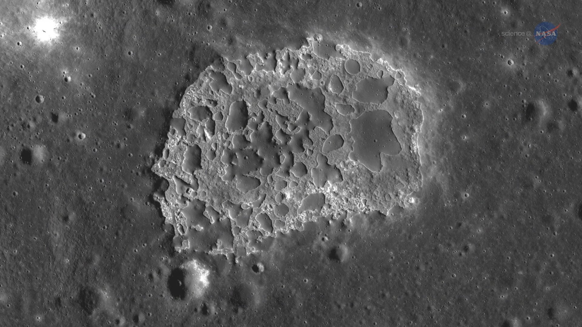 The Moon - Lunar Volcanism