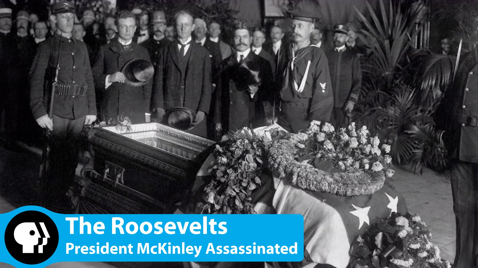 Theodore Roosevelt - McKinley Assassination