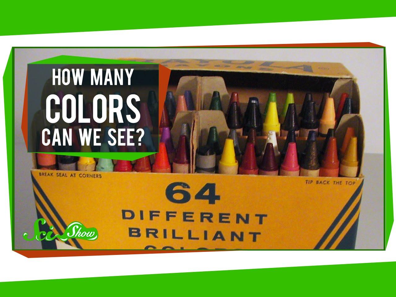 Eye - Color Vision