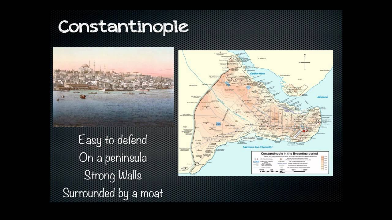 Byzantine Empire - Constantinople