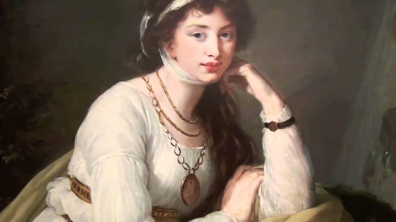 Anna Ivanovna Baryatinskaya Tolstoy (Louise Élisabeth Vigée Le Brun)
