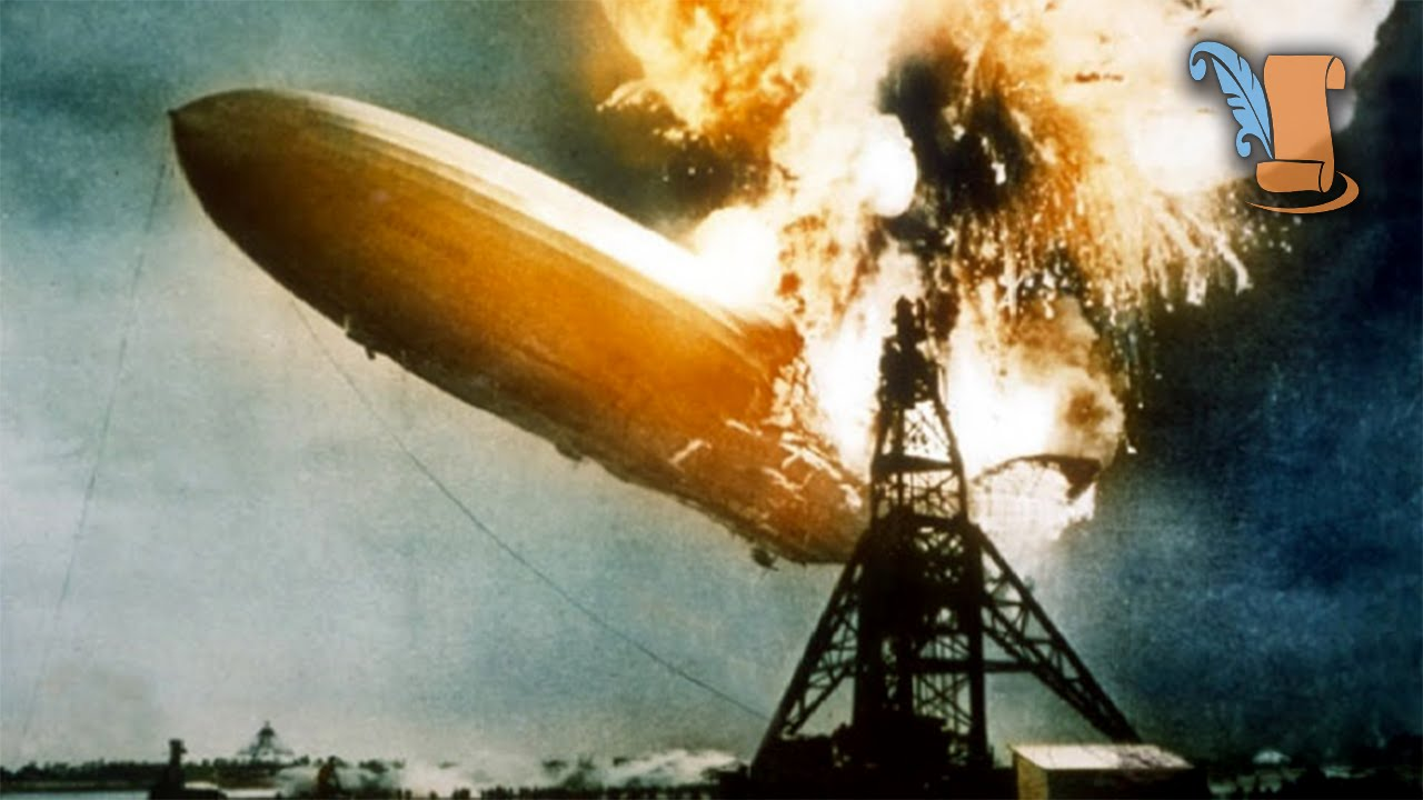 Hindenburg Disaster - Cause of Ignition