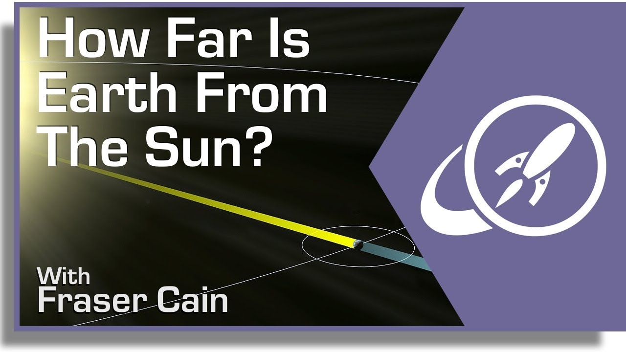 Sun - Distance from Earth