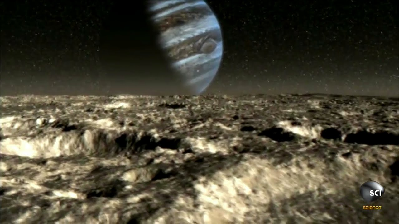 Ganymede (Moon) - Search for Life