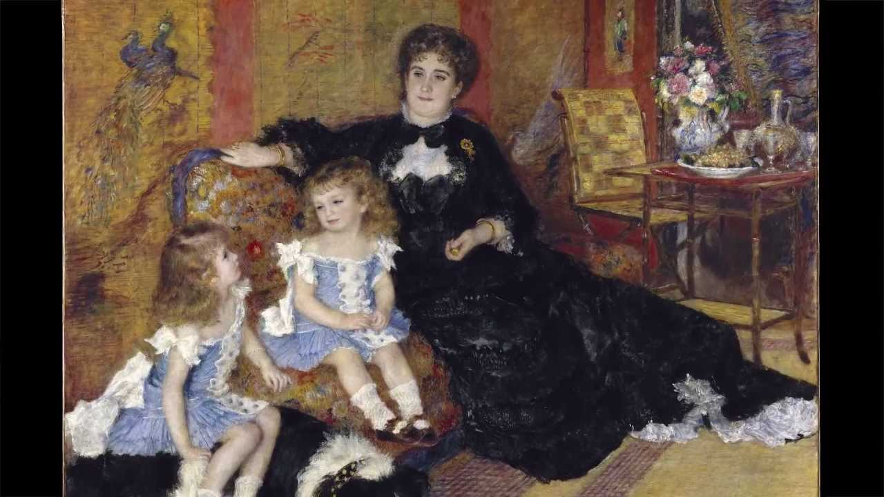 Madame Georges Charpentier and Her Children (Renoir)