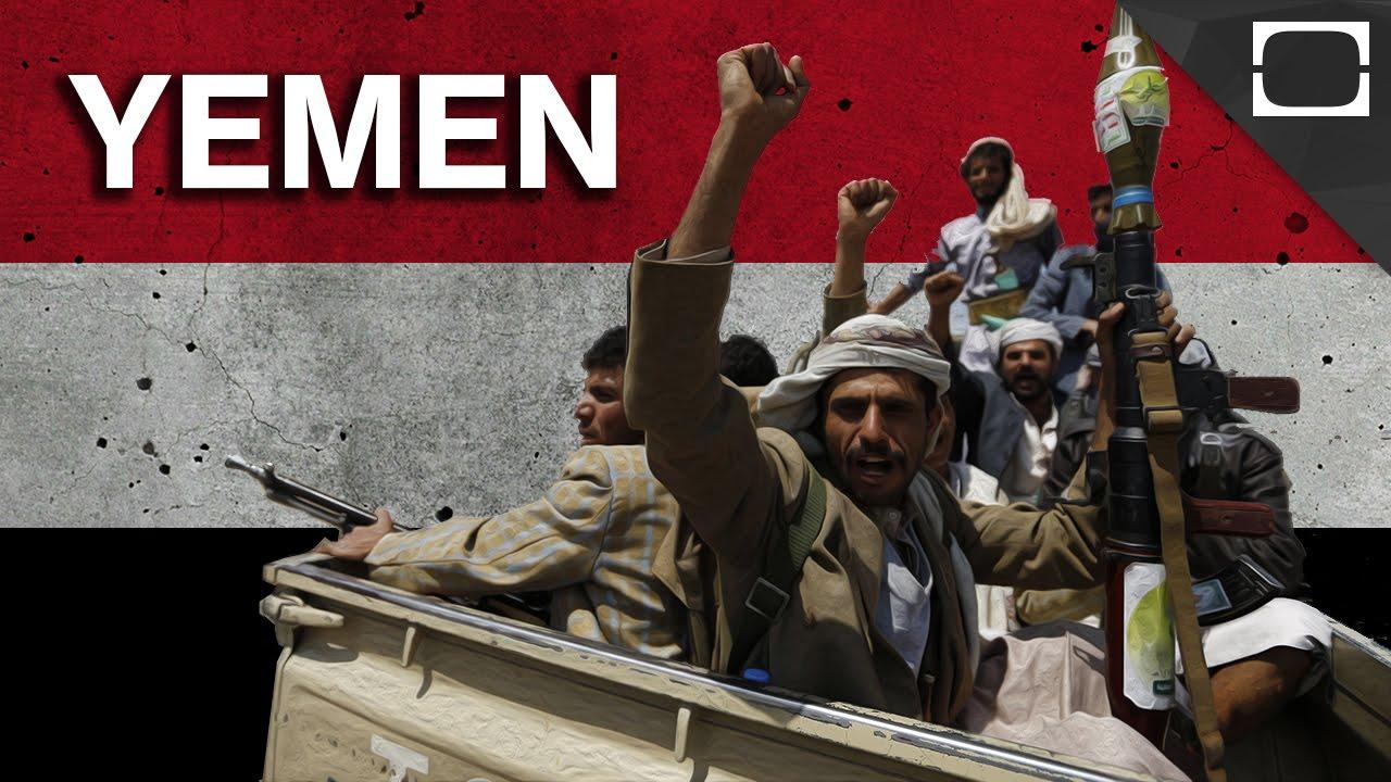 Yemen - 2014 Coup D'état