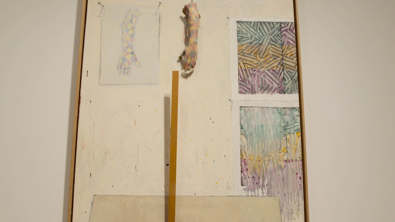 In the Studio (Jasper Johns)
