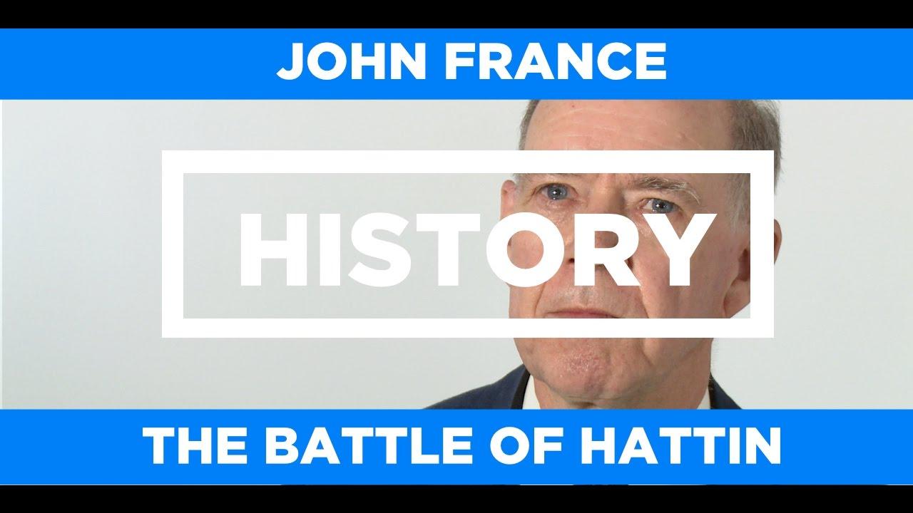 Crusades - Battle of Hattin