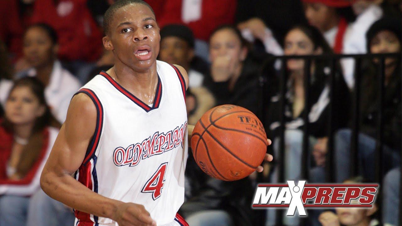 Russell Westbrook - High School Career