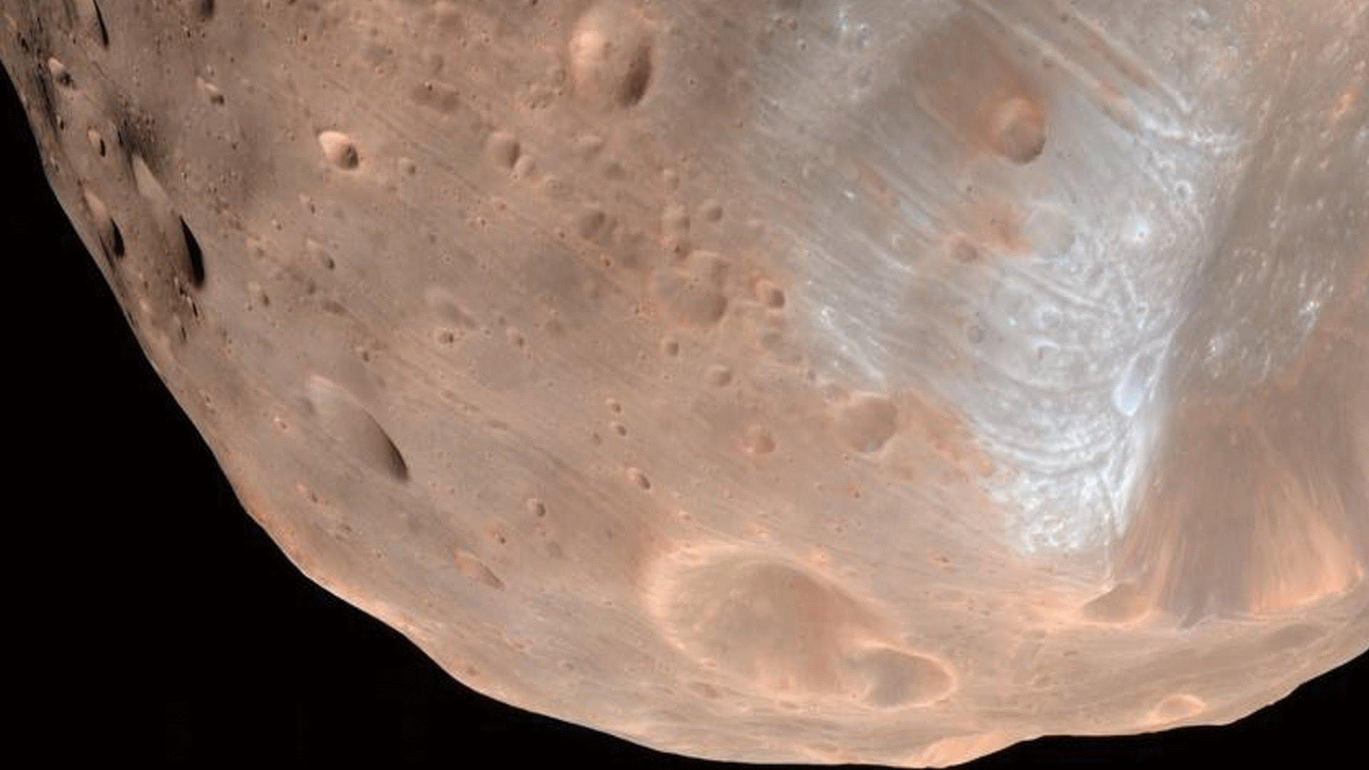 Mars - Ring Formation