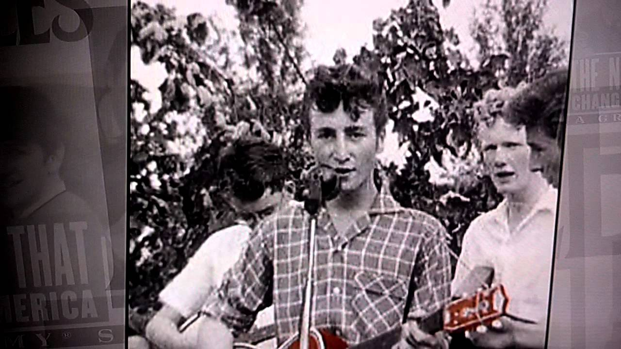 John Lennon - Childhood and Early Career
