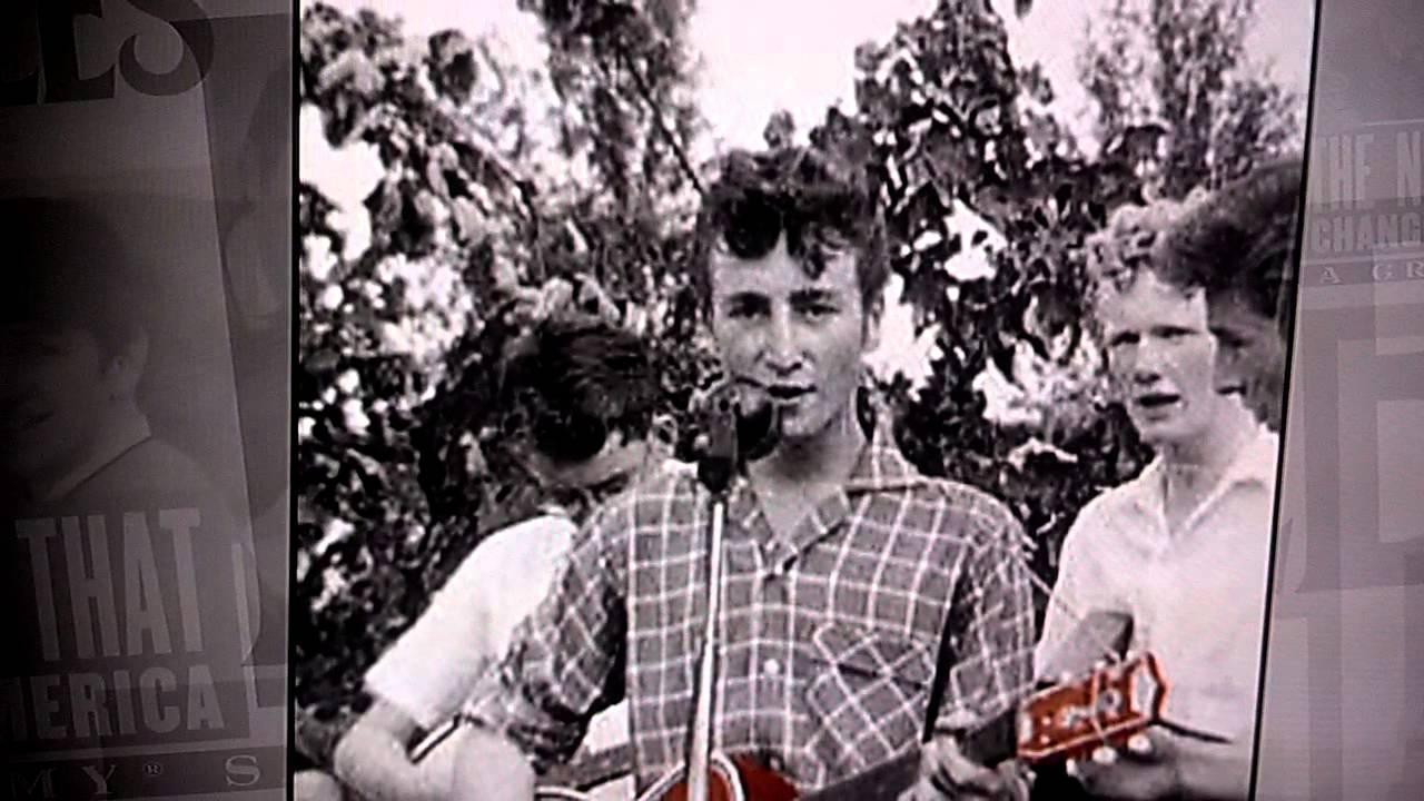 John Lennon - Childhood and Early Career
