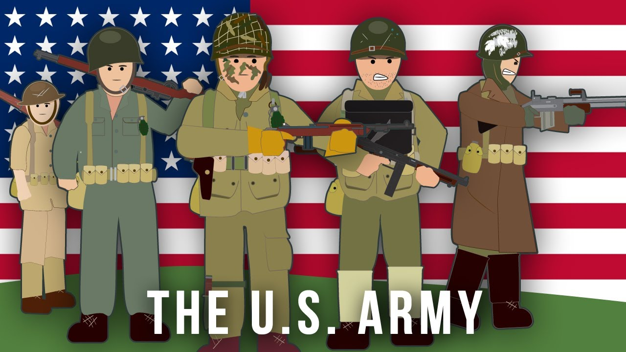 World War II - Army of the United States