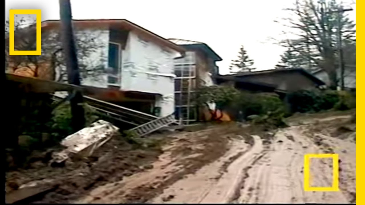 Landslide - Causes
