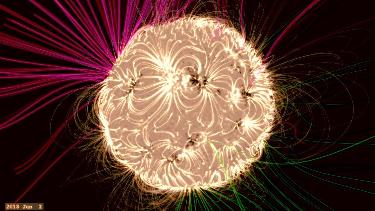 Sun - Magnetic Field