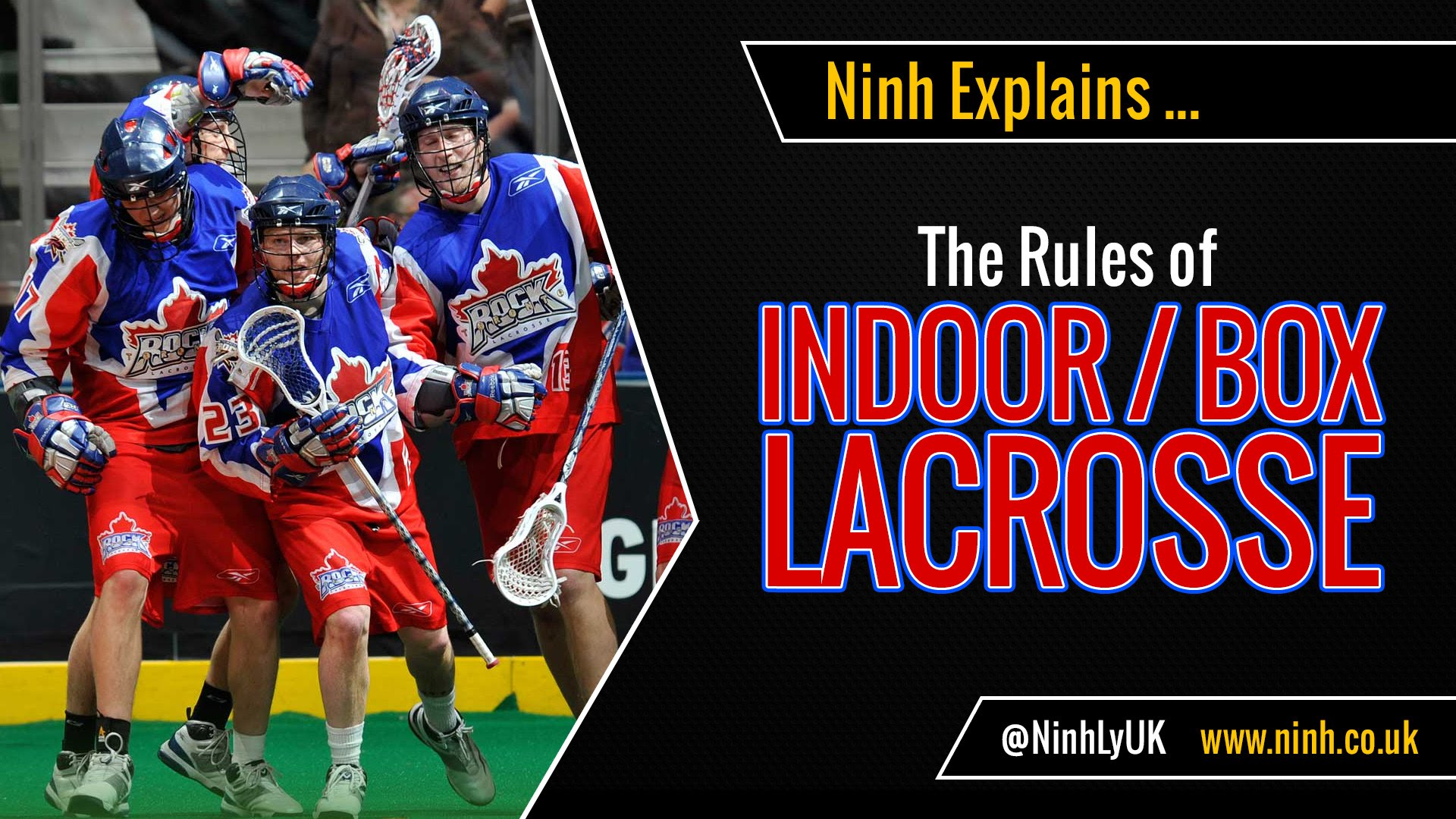 Box Lacrosse - Rules