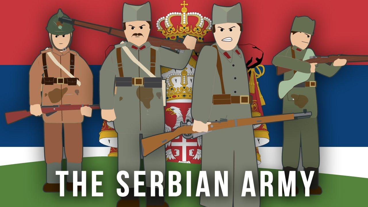 World War I - Serbian Army
