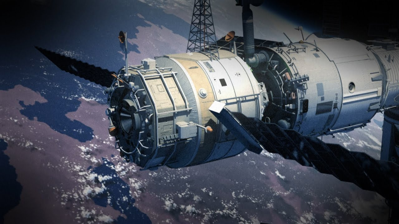 International Space Station - Cybercrimes