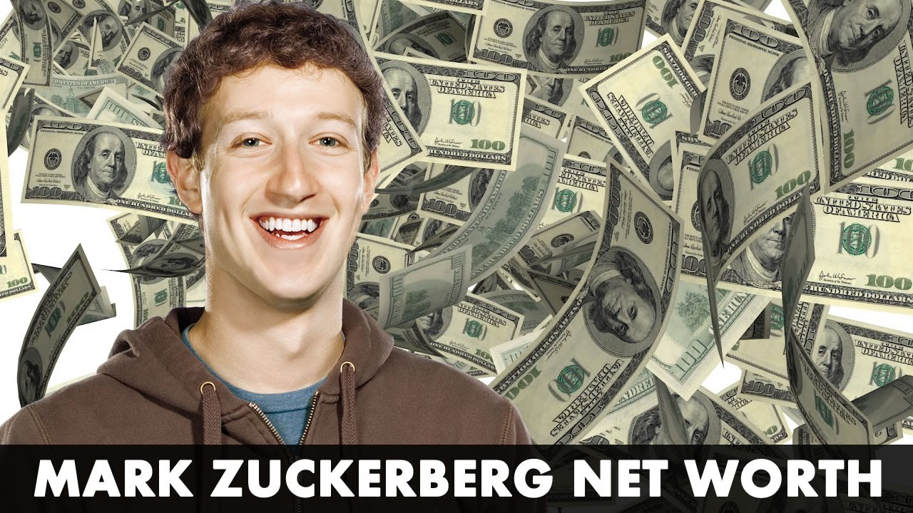 Mark Zuckerberg - Net Worth