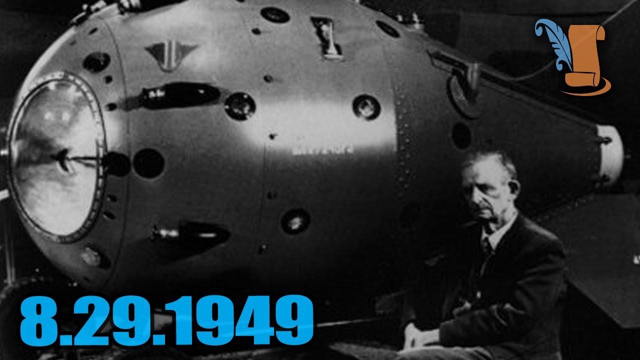 Soviet Union - Atomic Bomb