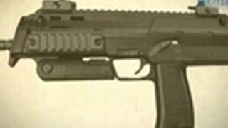 Heckler & Koch MP7 - Characteristics