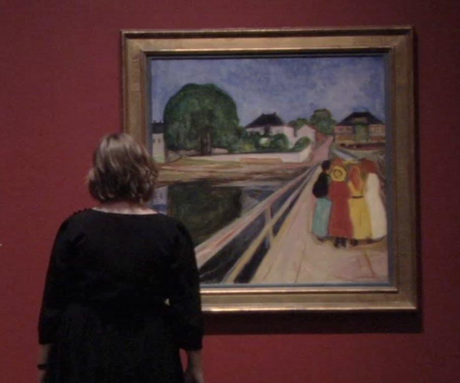 Edvard Munch - Exhibition at Tate Modern