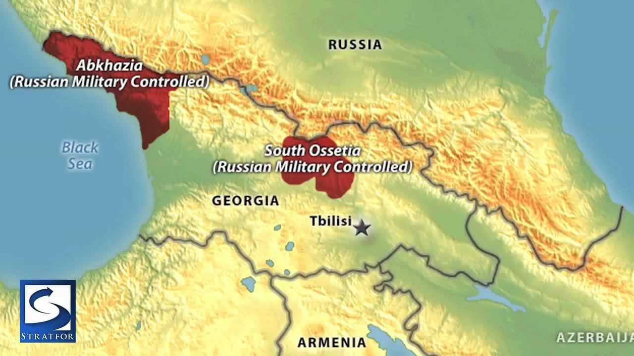 Caucasus - Geography
