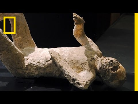 Roman City of Pompeii - Archaeology of Human Remains