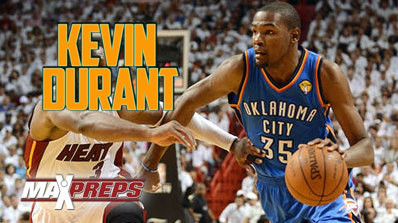 Kevin Durant - High School Career