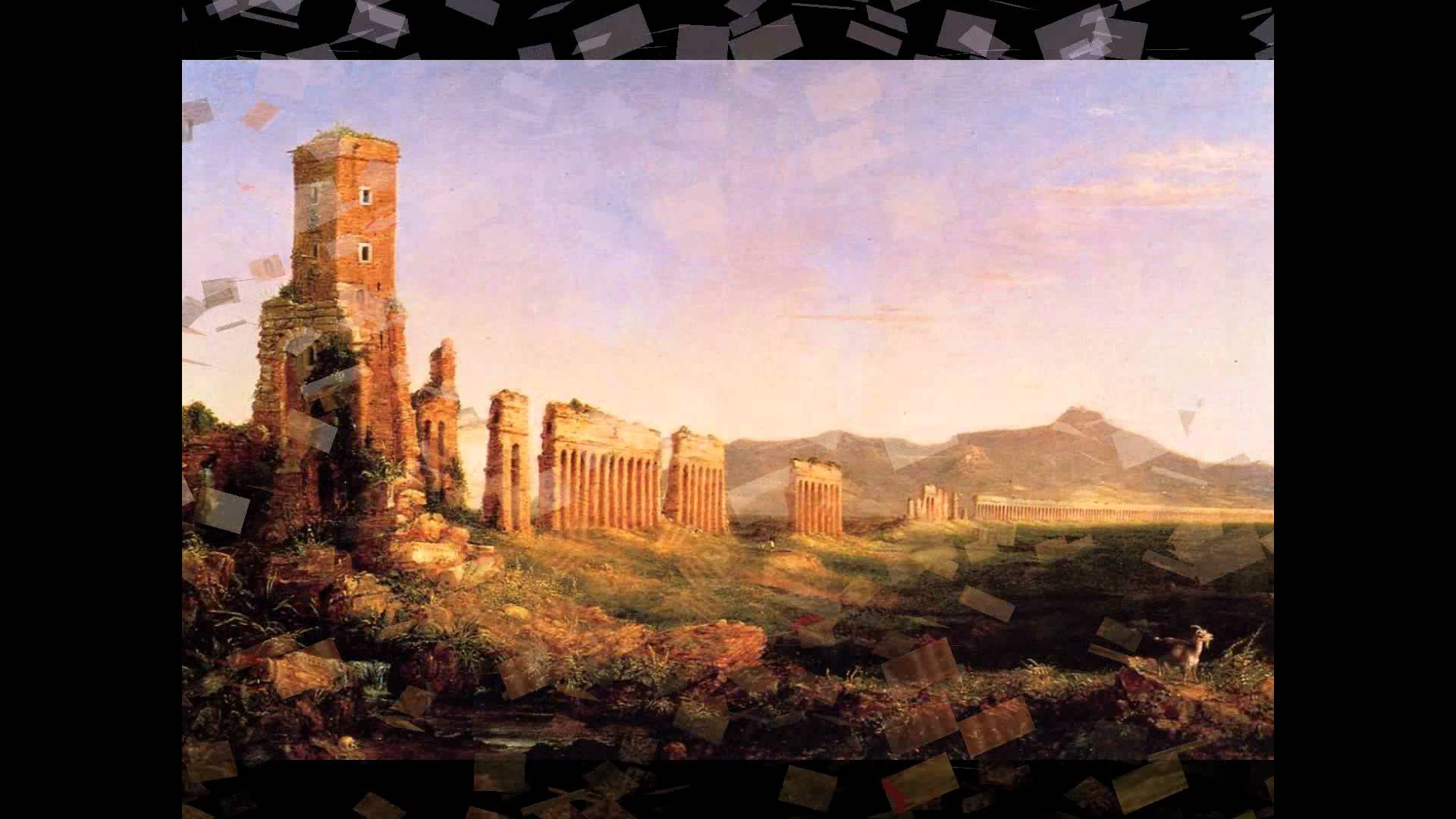 Aqueduct near Rome (Thomas Cole)