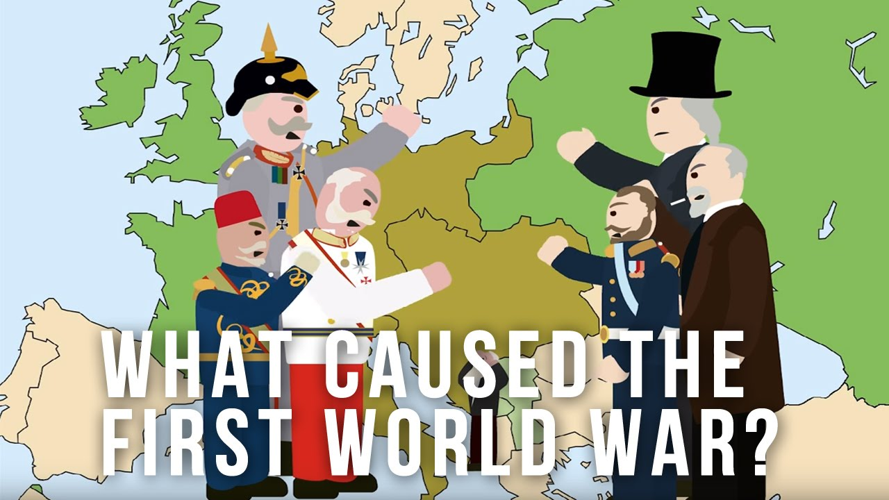 World War I - Ideological Causes