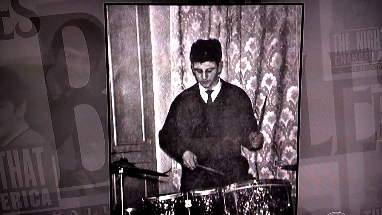 Ringo Starr - Childhood and Early Career