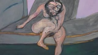 Seated Woman (Bacon)