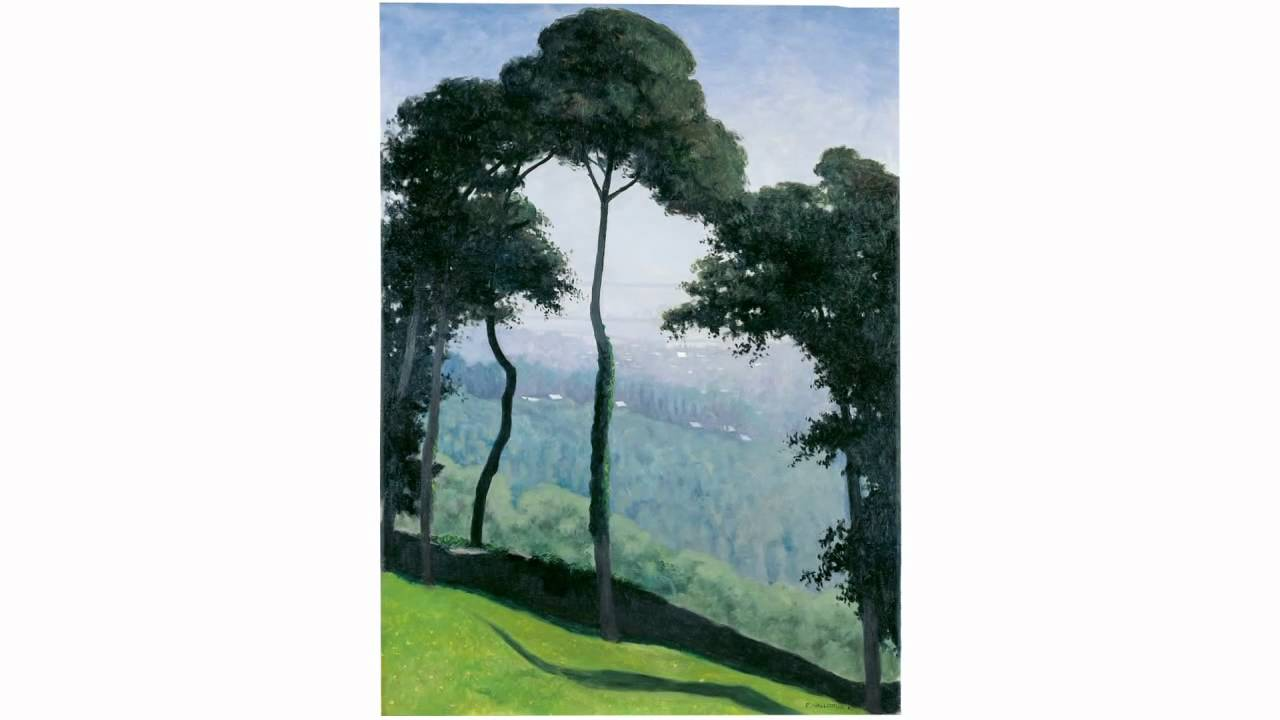 View of Honfleur, One Summer Morning (Vallotton)