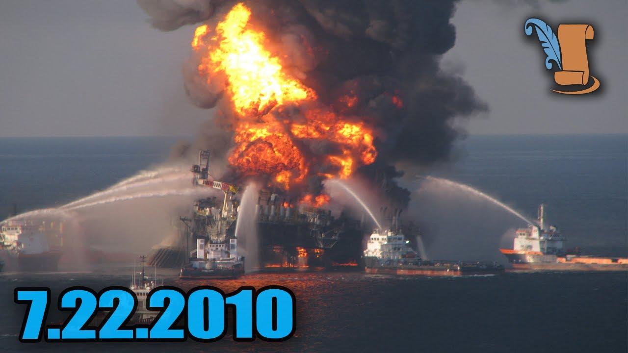 Deepwater Horizon Oil Spill - Photoshop Scandal