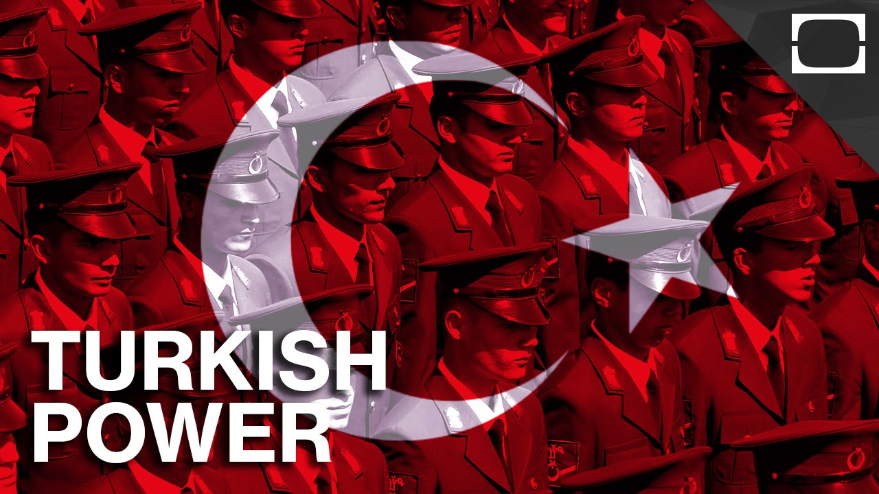 Turkey - Military Power (2015)