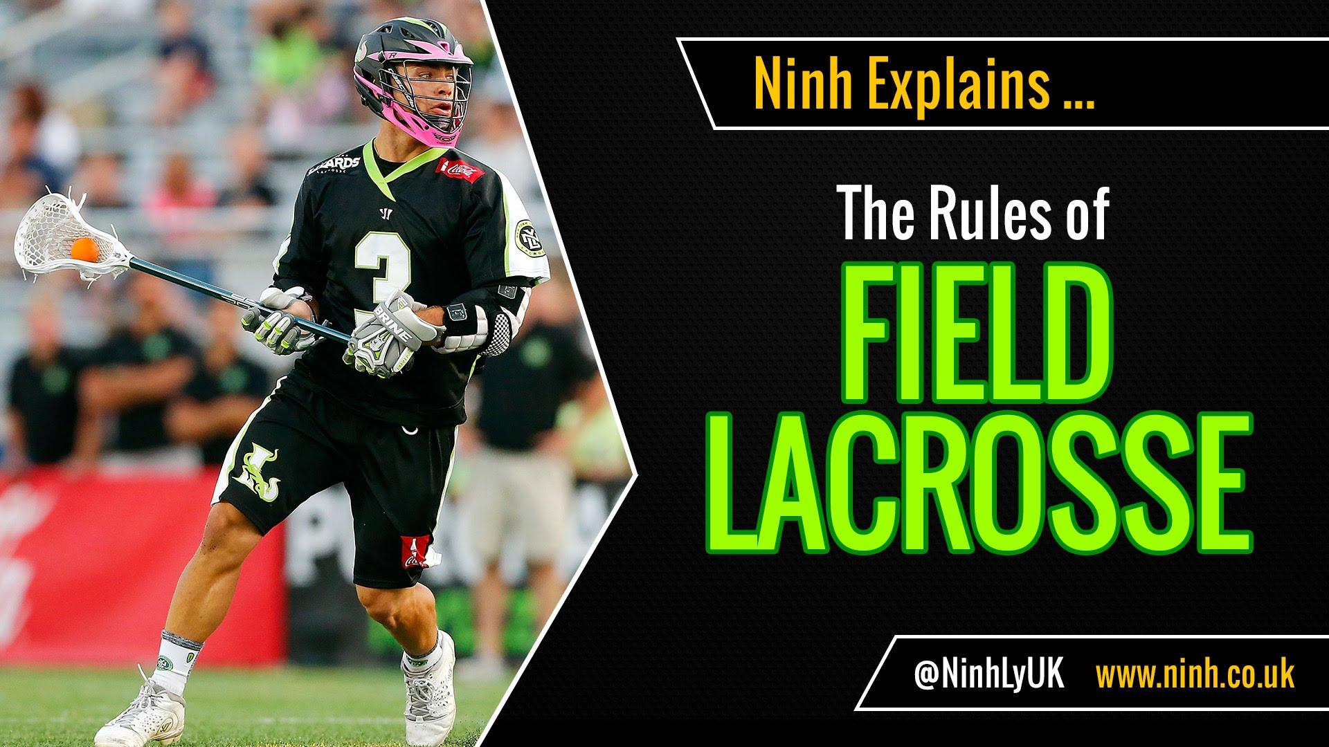 Lacrosse - Rules
