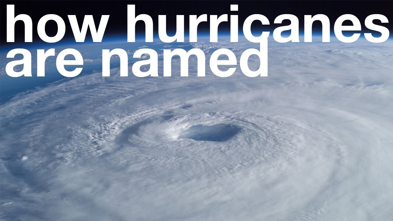 Hurricane - Names