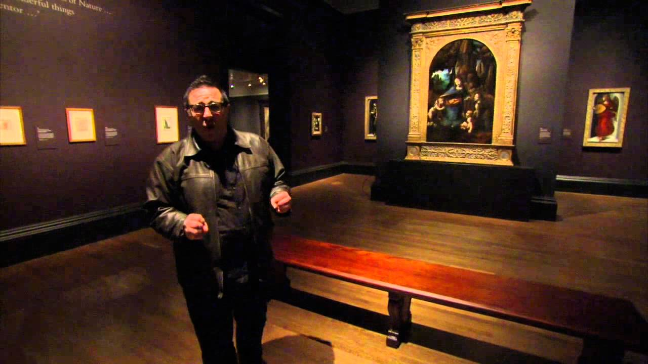 Leonardo Da Vinci - National Gallery Exhibition