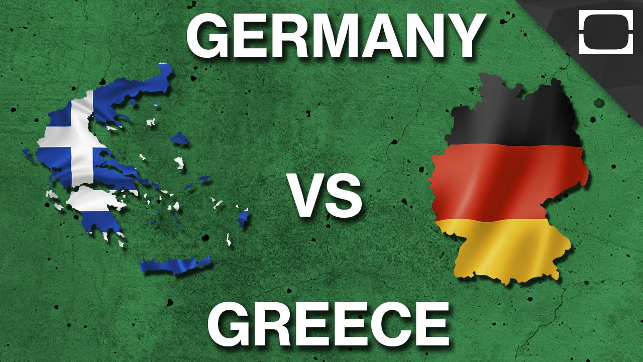 Greece - Germany Relations