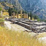 DELPHI ONE DAY TOUR