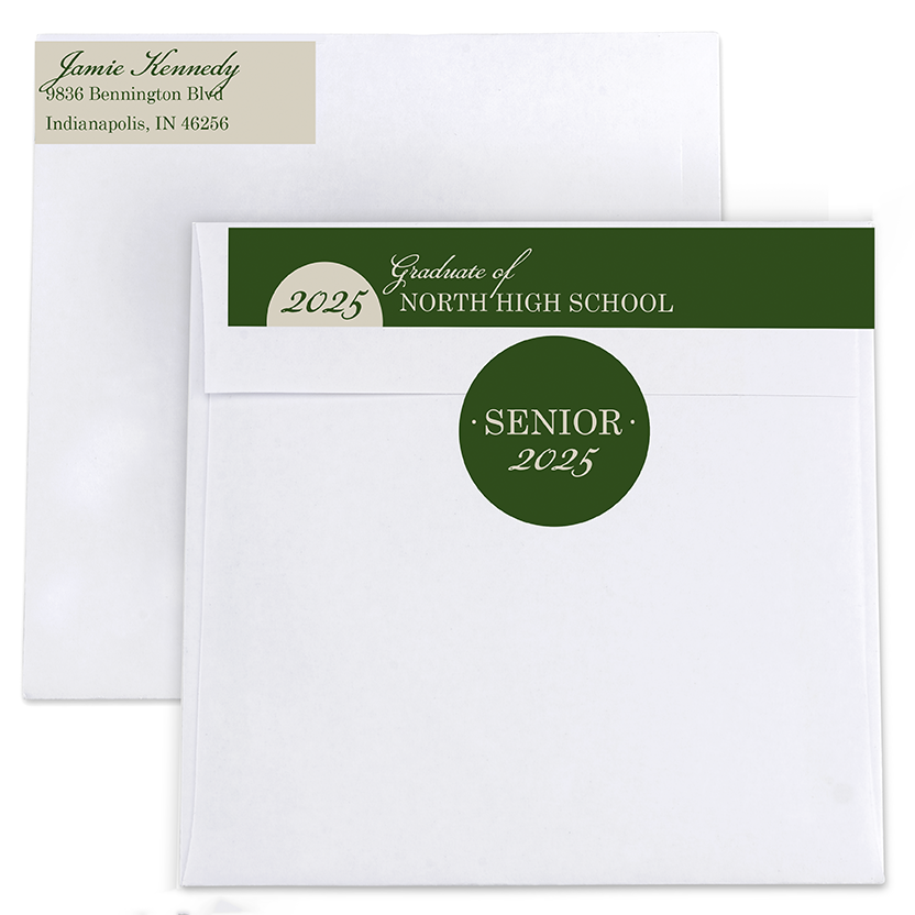 Classic Return Address Labels and Seals
