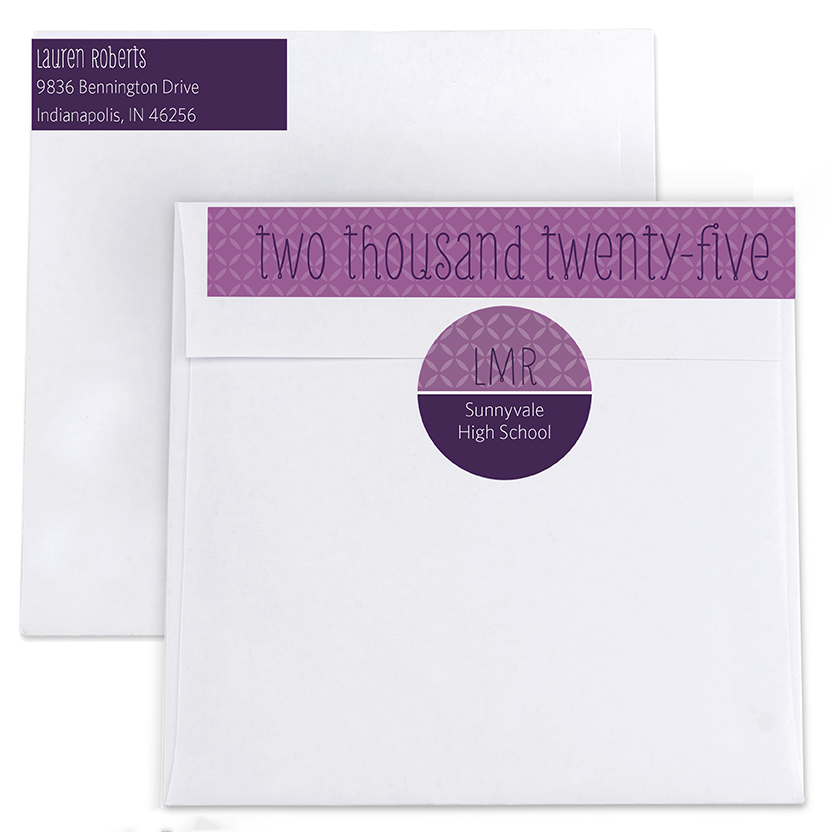 Memories in the Making Return Address Labels and Seals