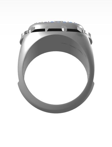 PEDRO's Medalist Ring