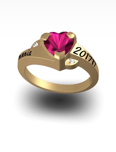 Schön Valentine Ring