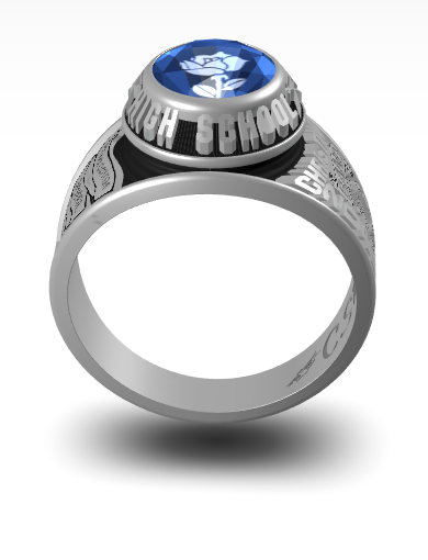 Christina's Century (Oval) Ring