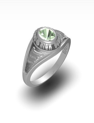 Tammie's Princess (Oval) Ring