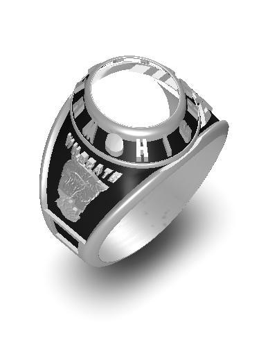Princess (Oval) Ring